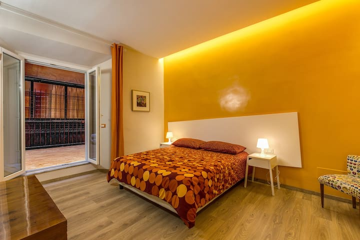 New Apartment, Trastevere,4pax,WIFI