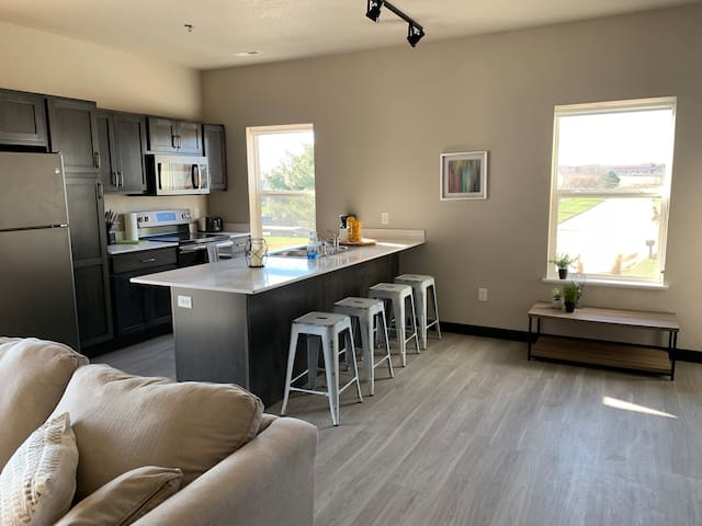 Brand new Waverly condo