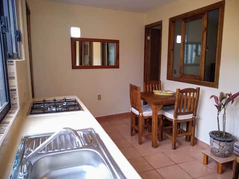 Apartment near Toluca International airport.