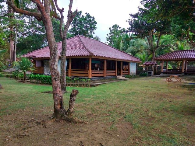 Roca Layung Getaway Villa - Carita - Bungalov
