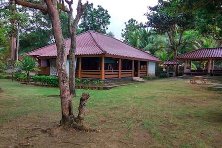 Roca Layung Getaway Villa - Carita - Banglo