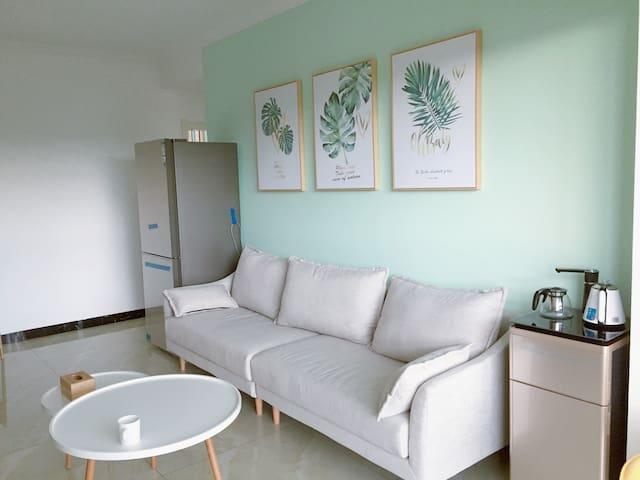 【云梦居】紫陶街北欧风情两居公寓