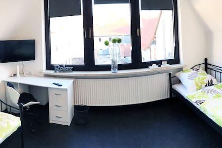 >>>NEU SANIERTE SCHÖNE WOHNUNG IN TOP LAGE<<< - Coburg - Appartement