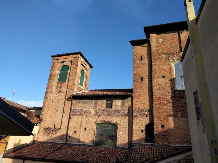 San leonardo house bologna appartamenti in affitto a - Hotel ristorante bologna san piero in bagno ...