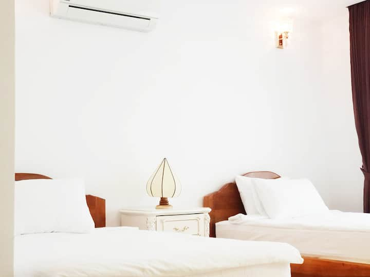Deluxe Twin Room (D.I Residence - Phnom Penh)