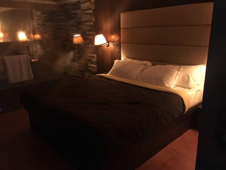 rented cozy apartment