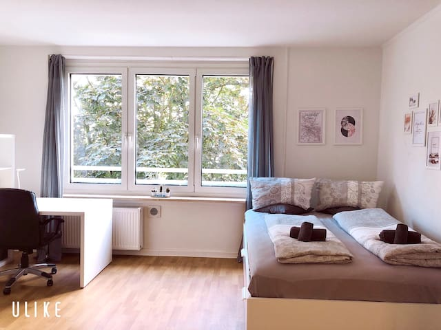 Modern & cozy Apartment 15min to Shopping Street