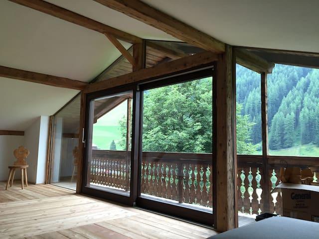 Kordiler Haus - Valle Aurina - House