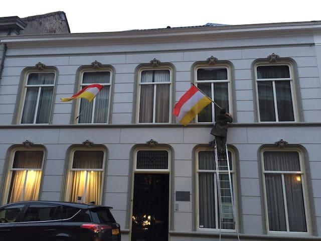 Hartje Den Bosch authentiek Herenhuis