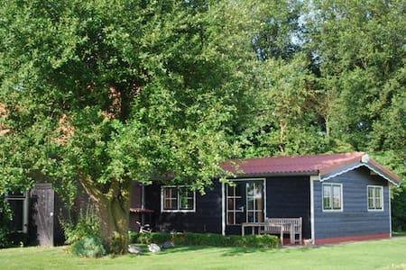Vakantiecottage buiten Middelburg - Middelburg - Blockhütte
