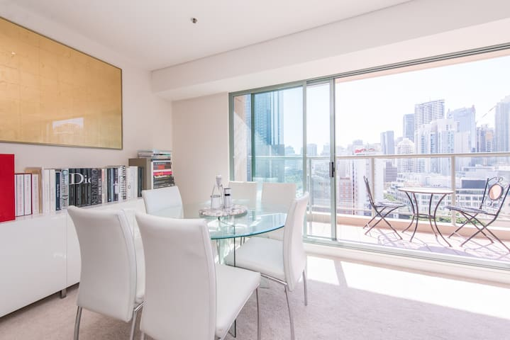 Stunning Apartment in Sydney CBD for two!