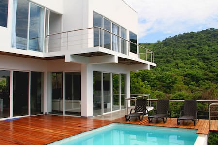 El Salvador's Beach House