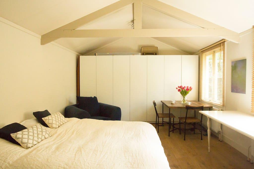 double sofa bed (160x205cm)