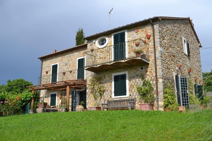 Casale di paese - Montemerano - Maison