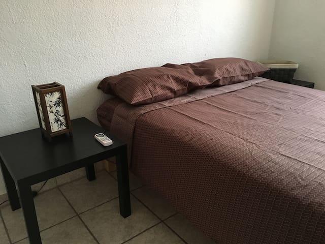 Hab 1 En Casa con Alberca en Coto - Puerto Vallarta - Hus
