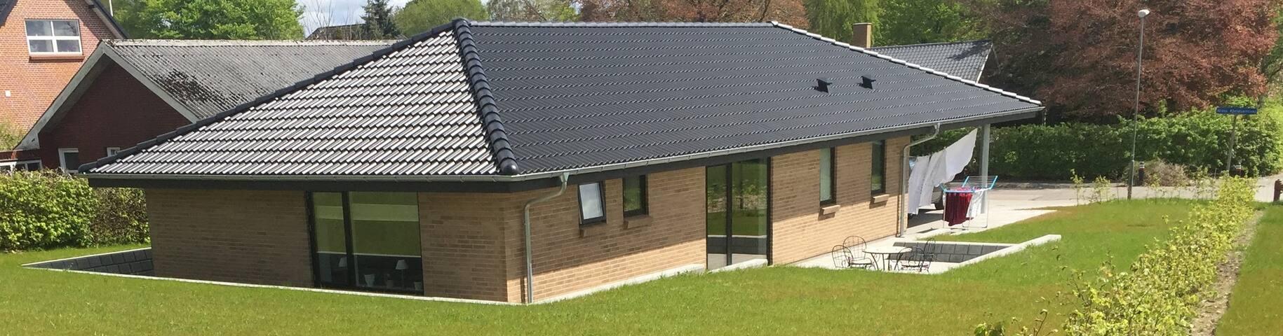 House near Legoland and Billund Airport