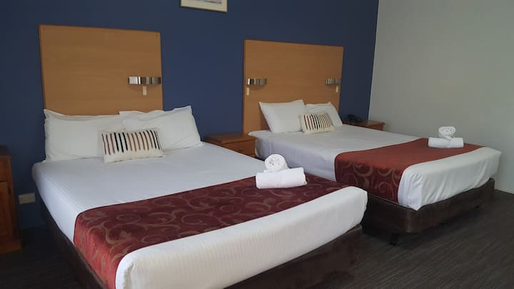 Superior Corporate Twin room