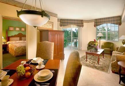 1 bedroom Vacation Place FtLauderdale 4/22-4/29 - Weston - Paruh waktu