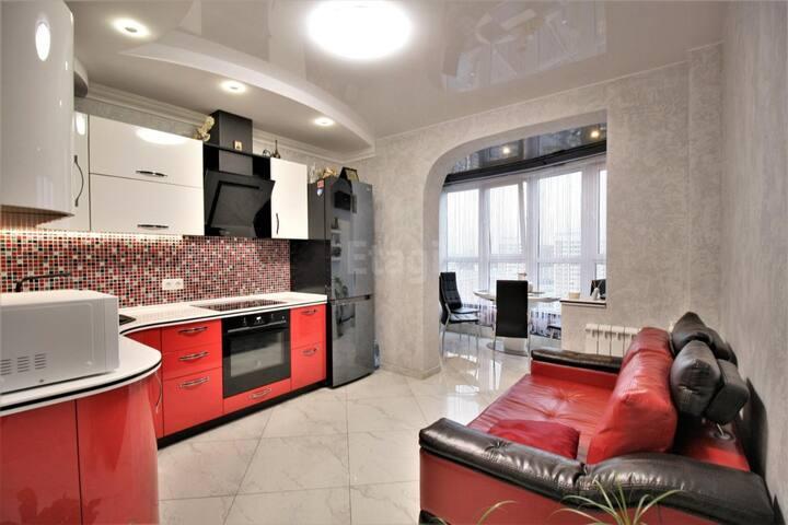 Квартира на 23 этаже в Москве
