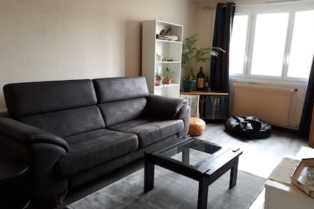 Loc courte/moy durée T2 meublé 2km Chambéry centre