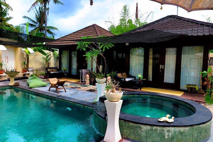 Two Bed room Pool Villa in Gili Trawangan - West Lombok Regency - Bed & Breakfast