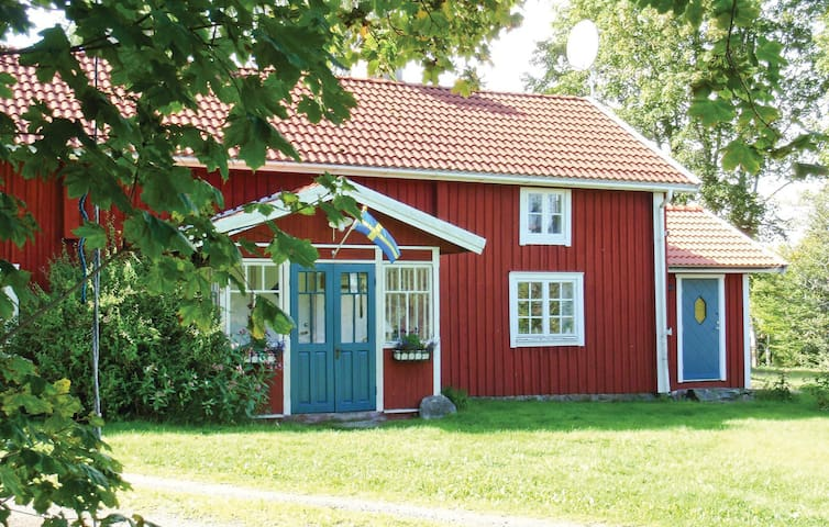 Holiday cottage with 2 bedrooms on 115 m² in Ljungby