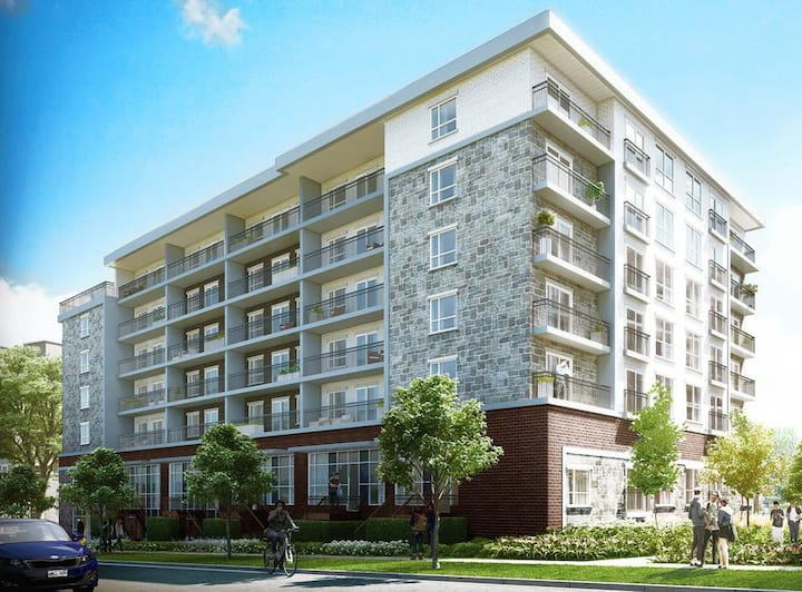 Brand New Waterloo Condo
