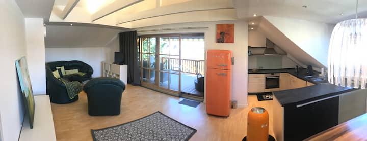 #7 großzügiges Appartement bei Nürnberg