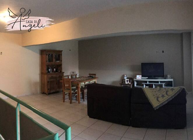 Casa di Angeli - Sua casa em Barretos