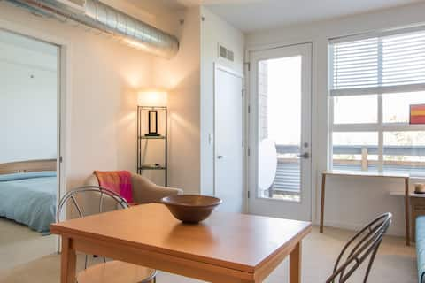 Upscale Modern 1 Bedroom Condo/Fully Furnished