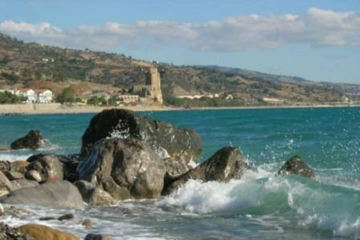camera singola vicino al mare (A) - Roseto Capo Spulico Marina - Bed & Breakfast