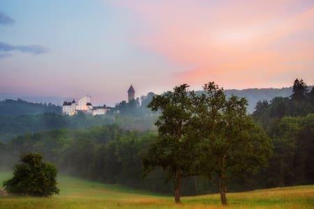 Burg Clam - Sperken - Zamek