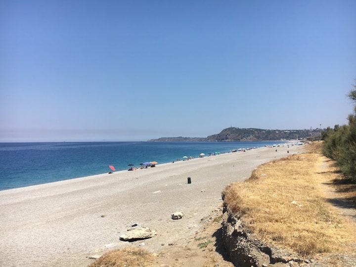 CASA SOPHIE: 20m del mar, a un paso del centro.