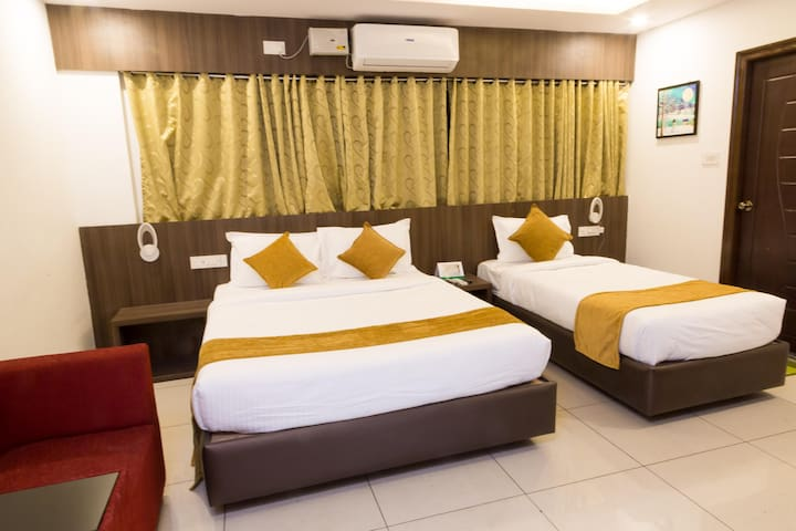 Executive Triple bedded Room @ Bangalore