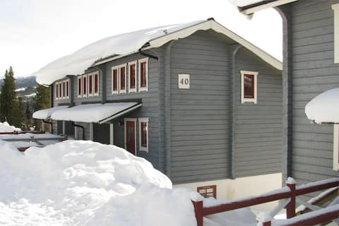 Åre/Tegefjäll - Ski-In Ski-Out vid barnbacken