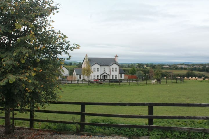 Samaya House B&B, Ardattin, Tullow, Co. Carlow. - Tullow - Penzion (B&B)