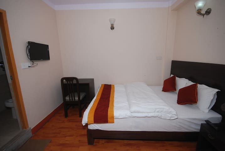 Kathmandu room and activities