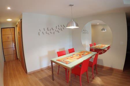 Apartamento charmoso e confortável - Wohnung