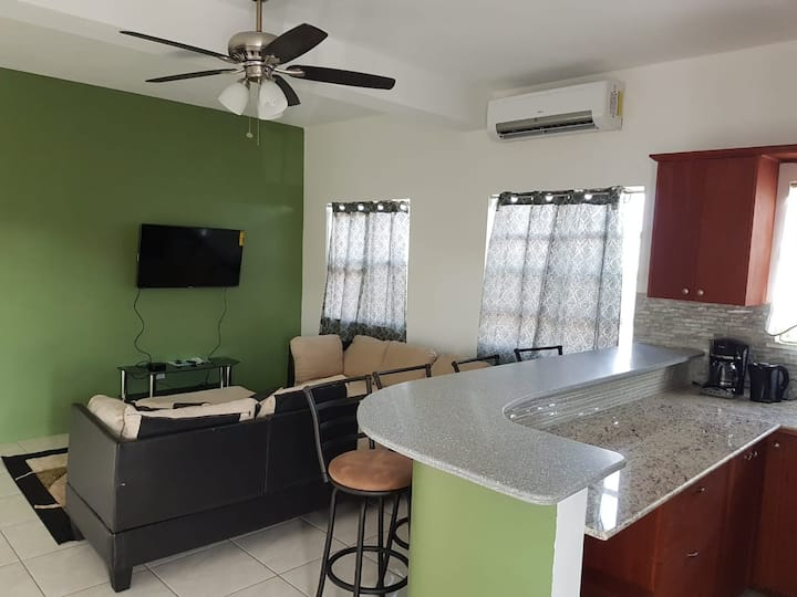 Brand New 'Smoothness' Apartment in Spanish Town