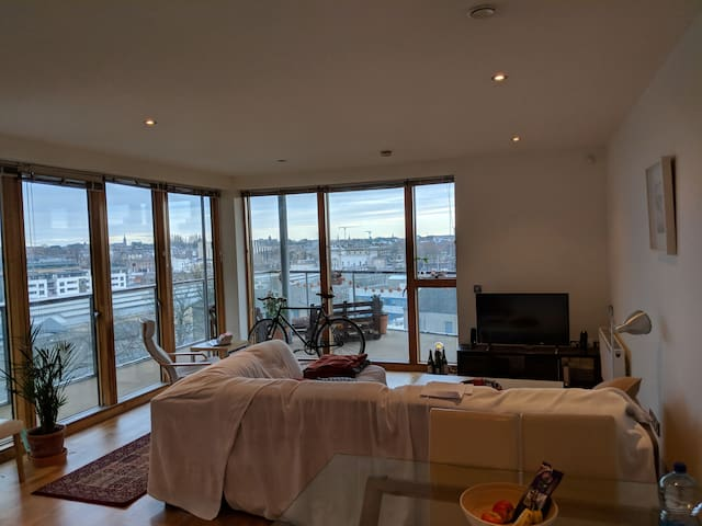 Private en-suite room close to Guiness Storehouse