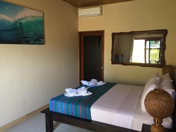 Ekas Surf Resort - Double Room | Breakfast Incl.