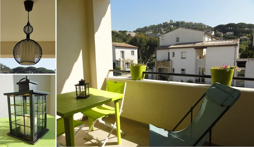 Studio with parking in a quiet area - Cannes - Apartment