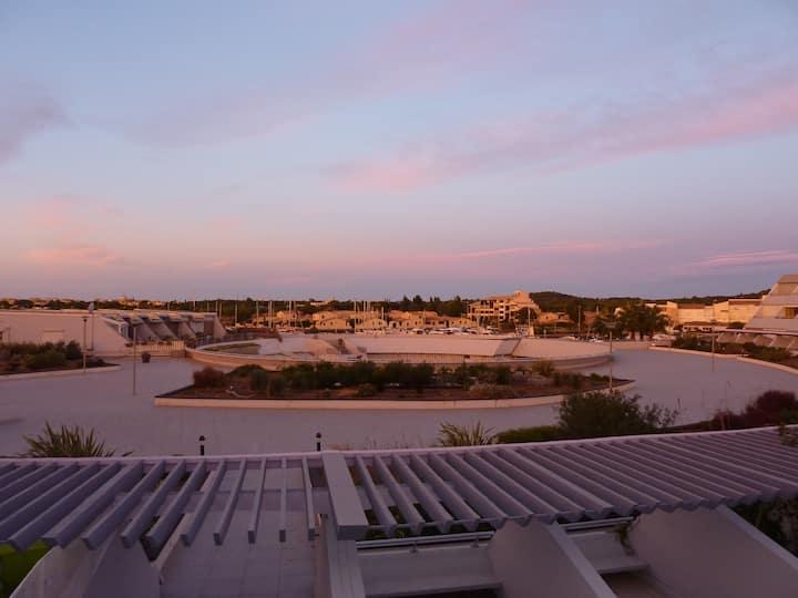 Luxury Penthouse in Naturiste; FKK, Nudist Village - Agde