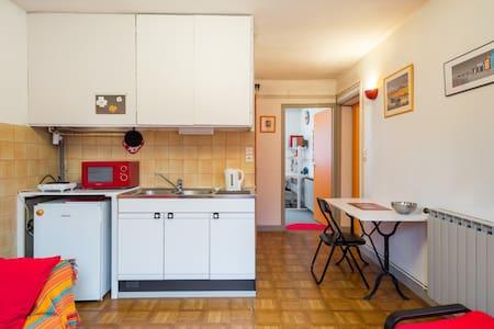 Appartement chaleureux - 26m2 - Craponne