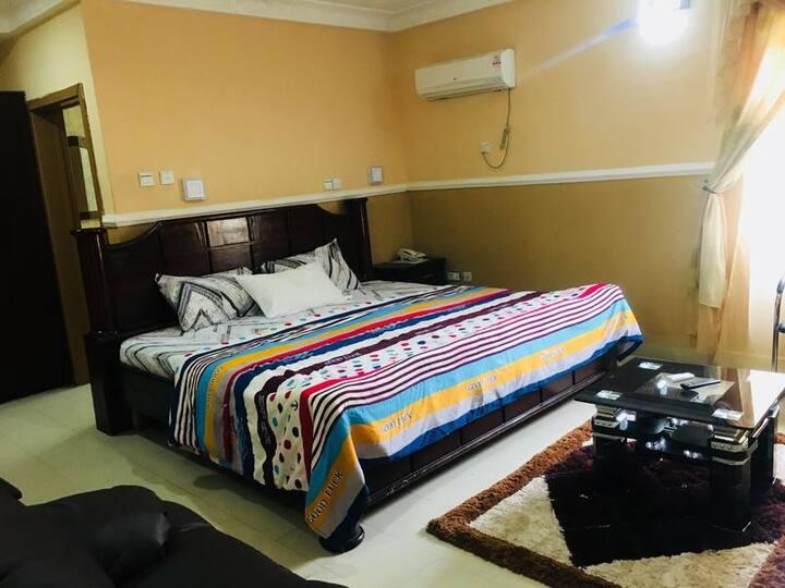 Feligold Benin - Royal Suite