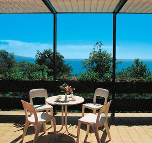 Delizioso Bilocale  club residence Pianeta Maratea - Santa Caterina - Huoneisto