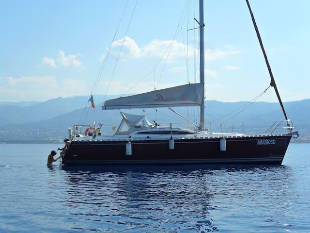 Eolian Sailing boat