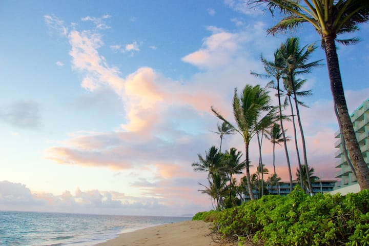 20 steps from the beach - paradise