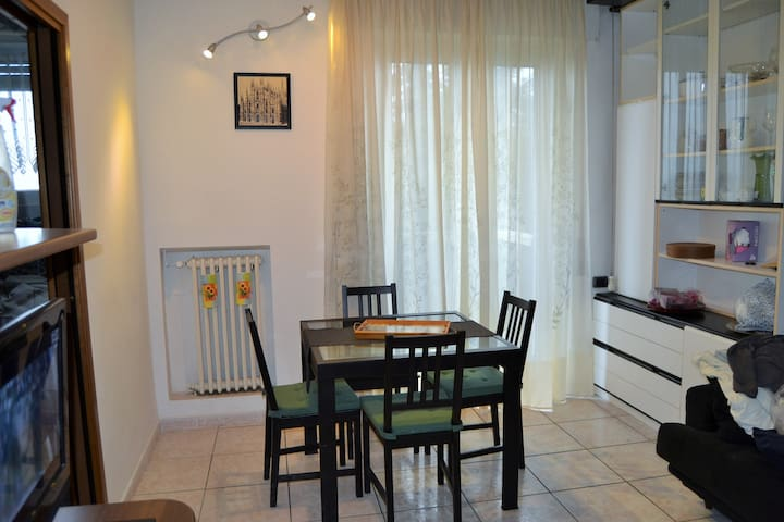 Two bedrooms flat near the airport - มิลาน - อพาร์ทเมนท์