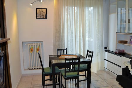 Two bedrooms flat near the airport - Milano - Lejlighed